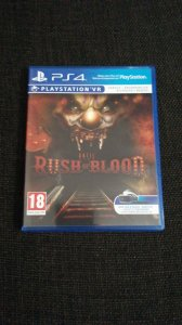 Until dawn-rush of  blood-