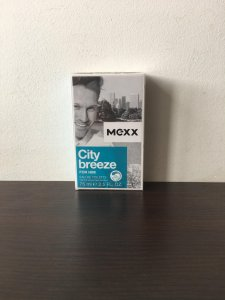 Mexx City breeze for him edt - 75ml