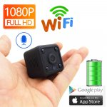 Wfi IP kamera 1080P HD mini kamera