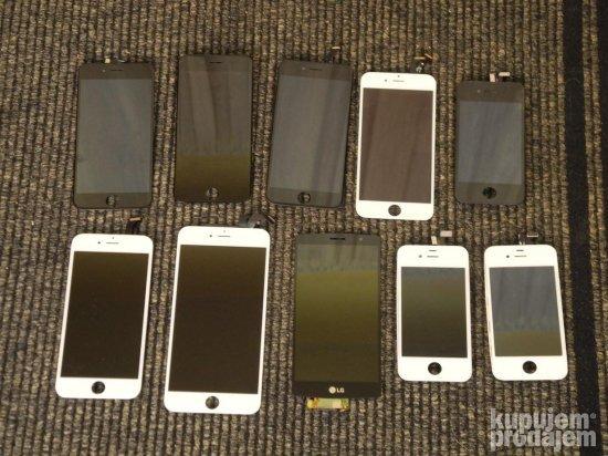Mobilni Tel Oprema I Delovi Apple Iphone Displej 15 06 2020