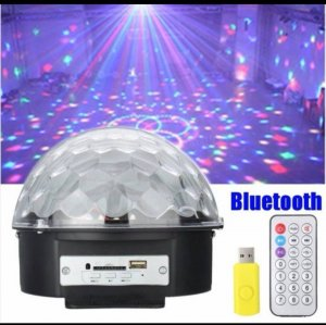 Disko kugla Bluetooth Mp3 Led