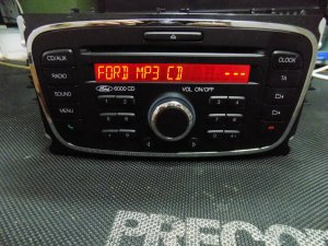 Ford focus mondeo cmax Fabricki cd mp3 radio ford