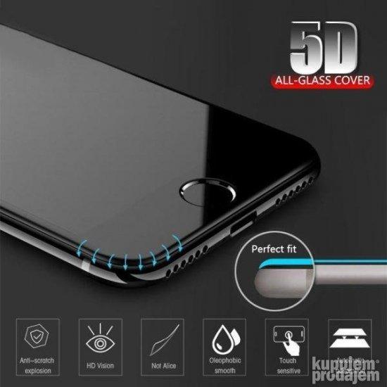 Mobilni Tel Oprema I Delovi 5d Staklo Za Iphone 7 Plus Crno