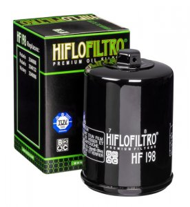 Filter ulja HF198 Hiflo Polaris FU95