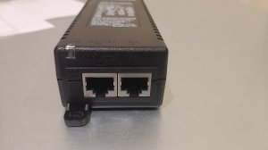 PD-9001GR Single-port Gigabit PoE Midspan, 802.3at Compliant