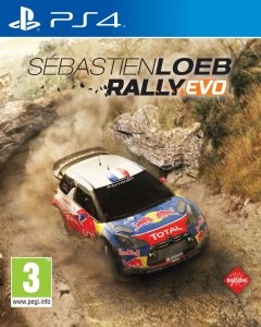 Sebastien Loeb Rally + MGS V Phantom Pain PS4
