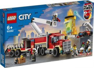 Lego City Fire Command Unit 60282 NA STANJU