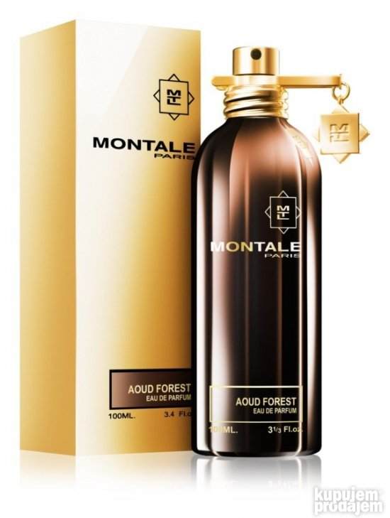 Montale Aoud Forest edp - 100ml