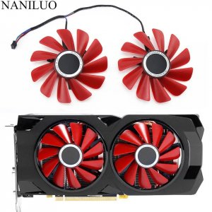 Ventilator 85mm rx 570 580 Xfx NOVO