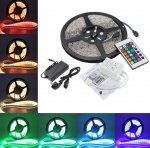 RGB set Led Traka 5050, 5m, 60/m, IP65