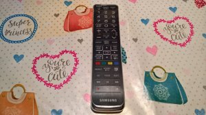 Original Samsung 3d Smart TV Remote Control Bn59-01054a