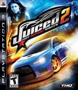 Juiced 2 - Hot Import Nights - PS3