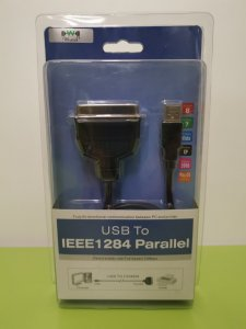 Kabl USB na IEEE1284 Parallel
