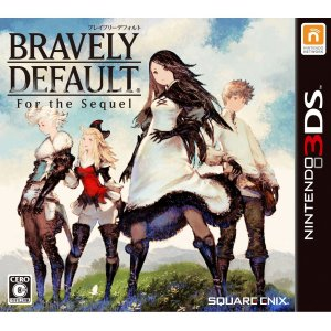 Bravely Default 3DS