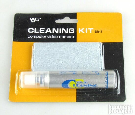 WOA 2013A Cleaning kit 2u1