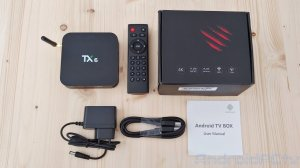 Android Smart TV box TX6 2/32GB 9.0 Pie  PREPORUKA+KODI