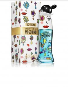 Moschino Cheap and Chic So Real edt 100 ml tstr