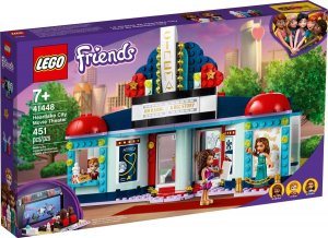 Lego Friends Heartlake City Movie Theater 41448 NA STANJU
