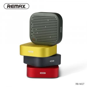 Remax Portable Metal Bluetooth Speaker  RB-M27