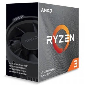 AMD Ryzen 3 3100 3.60GHz AM4 BOX Wraith