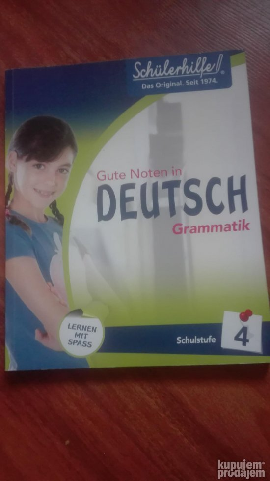 Gute Noten in Deutsch Grammatik