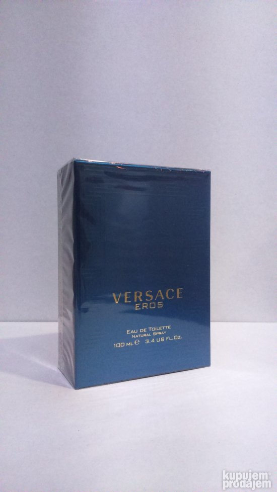 Versace Eros edt100ml