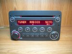 Alfa 159 cd radio  Orginal