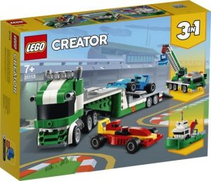 Lego Creator Race Car Transporter 31113