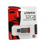 USB Flash memorija Kingston 32GB 3.0 - Srebrno/Crvena