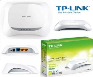 150Mbps Wireless N Router TL-WR720N
