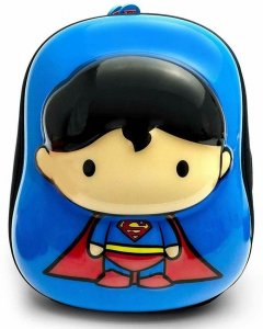 Superman Backpack CAPPE - Blue/Black - ranac NOVO