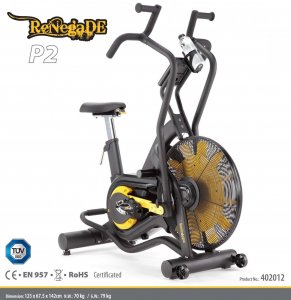 ReNegaDE AIR Bike P2 - Model Pro