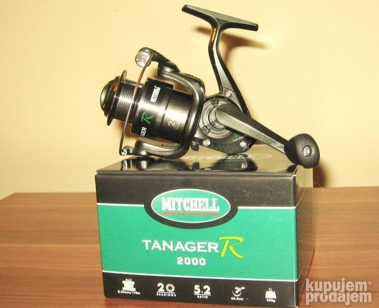 Mitchell Tanager R  2000 NOVO