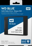 "SSD Western Digital 500GB 2.5"" WDS500G2B0A Blue"