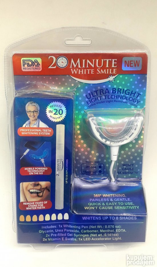 Sensodyne pasta za zube reklama