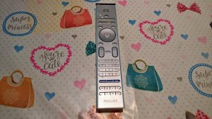 Philips RC4401 RC4703 remote control