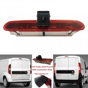 Parking kamera - fiat doblo - trece stop svetlo - led
