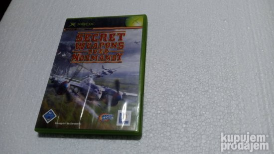 Igra za XBOX360 Secret Weapons Over Normandy
