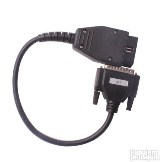 Carprog OBD A1 adapter