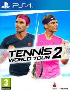 Tennis World Tour 2 za PS4
