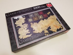 Game of Thrones Jumbo puzzle 1000 kom