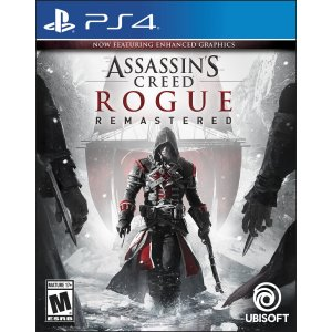 Assassin's Creed Rogue Remastered za PS4