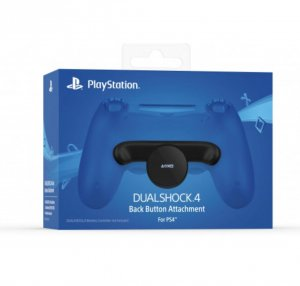 SONY DualShock 4 Back Button Attachment