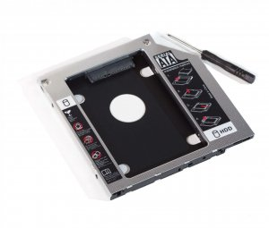 HDD SSD Fioka Za Laptop CADDY SATA 9.5mm
