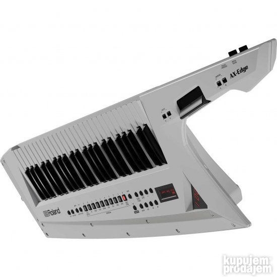 Roland AX-EDGE WH Keytar Performance Synthesizer