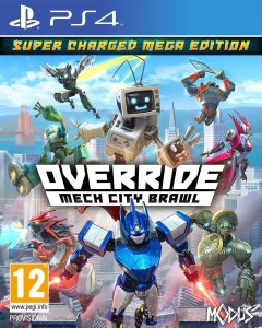 Override Mech City Brawl Super Charged Mega Edition PS4 igra