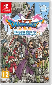 DRAGON QUEST XI S Echoes of an Elusive Age Definitive Editio