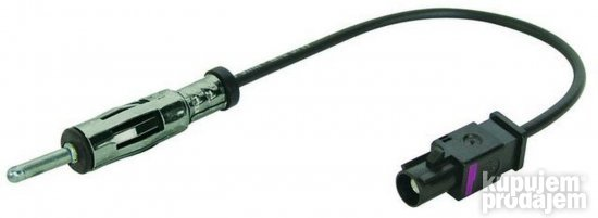 Automobili | Oprema : Adapter auto antene - više marki automobila  28.12.2020 - ID 71513627 - KupujemProdajem