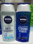 Nivea sampon 250ml