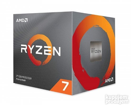 AMD Ryzen 7 3800X 8 core 3.9GHz Box